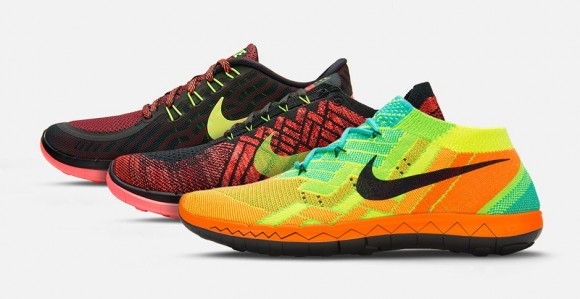 7a158b2bb1cb Nike Free 2015 Exclusive Colorways - Available Now - WearTesters