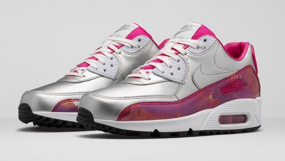 big sale 82a75 59d8b Nike Women s Air Max 90 Chrome to Color- Available Now - WearTesters