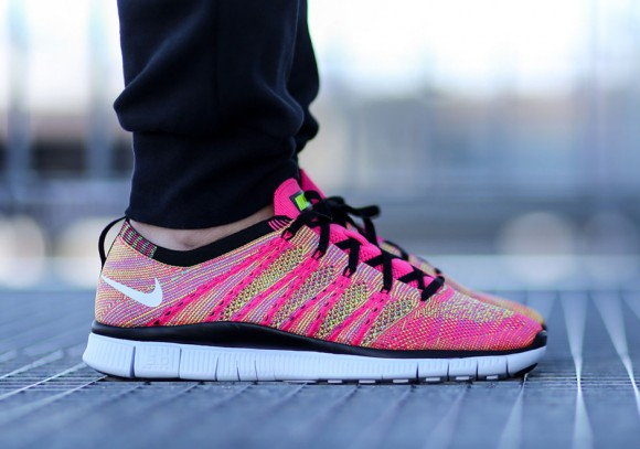 free shipping 114ec bf060 Nike Free Flyknit NSW - New Colorway and Images - WearTesters