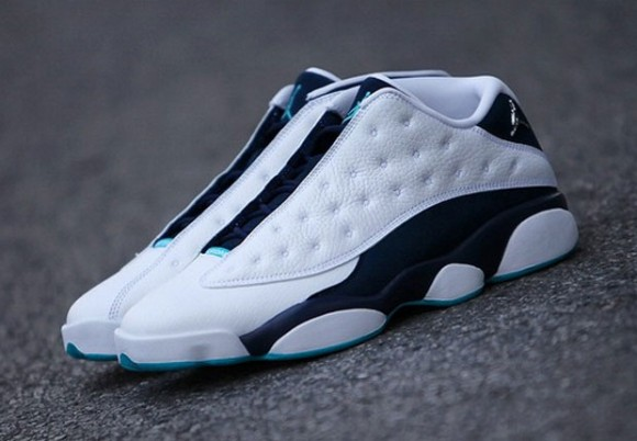 f8a2da9cbcf Air Jordan 13 Retro Low  Hornets  - Beauty Shots 1 - WearTesters