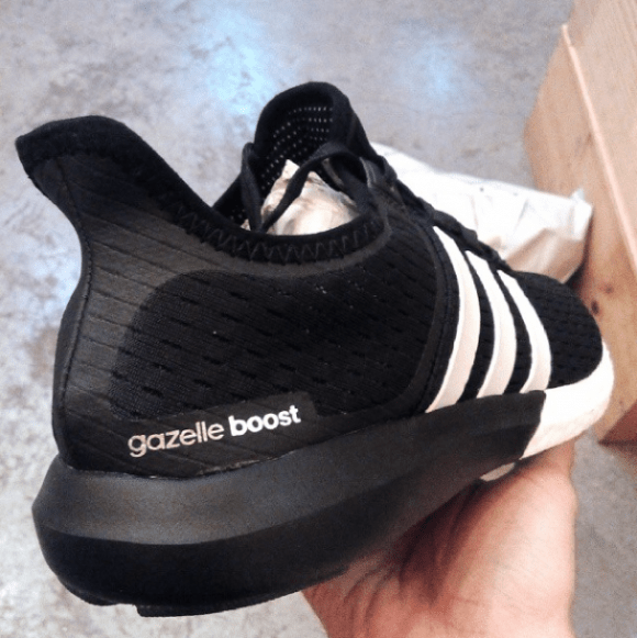 more photos 05c16 eea69 adidas Gazelle Boost - First Look - WearTesters