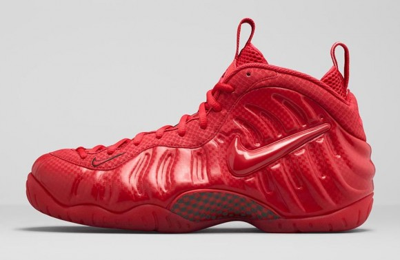 reputable site 5b799 83344 Nike Air Foamposite Pro  Gym Red  - Release Info - WearTesters