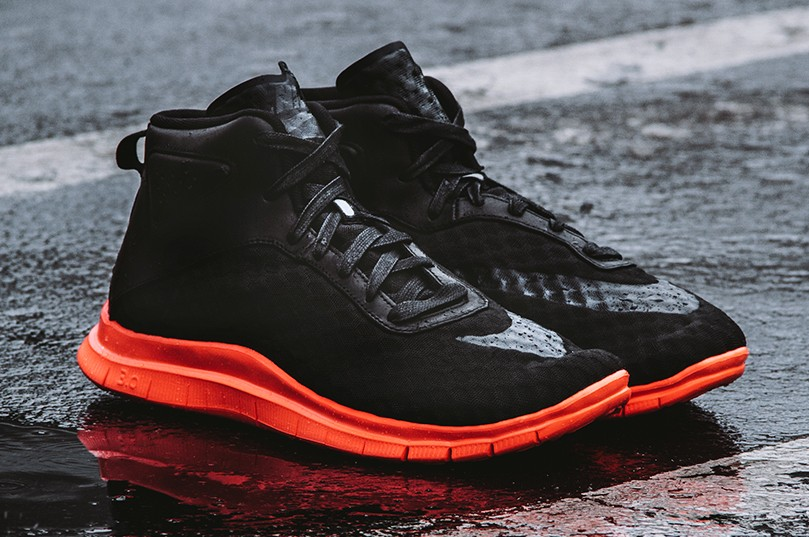 50be0c7f02ede Nike Free Hypervenom Mid  Hot Lava  - WearTesters