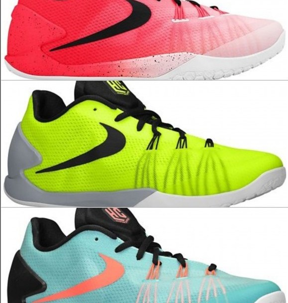 pretty nice ee444 c5db5 Nike Hyperchase - 3 New Colorways Available Now - WearTesters