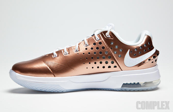 30361c07fd66 Nike KD 7 Elite EYBL Gets Up Close   Personal Along With A Release Date 3