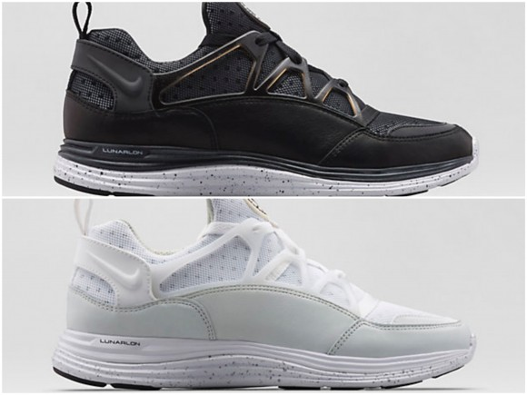 dfafbcca98c89 Nike Lab Lunar Huarache Light - Available Now in 2 New Colorways -  WearTesters