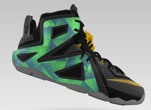e22d4779553 Nike LeBron 12 Elite - Available Now on NikeiD - WearTesters