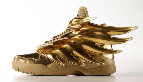 adidas Originals JS Wings 3.0  Gold Metallic  - WearTesters 3693d35dbb