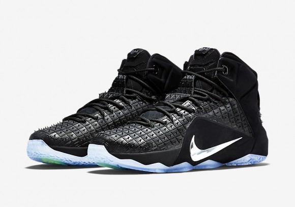 buy popular 56b44 fe85f Nike LeBron 12 EXT  Rubber City  - Available Now - WearTesters
