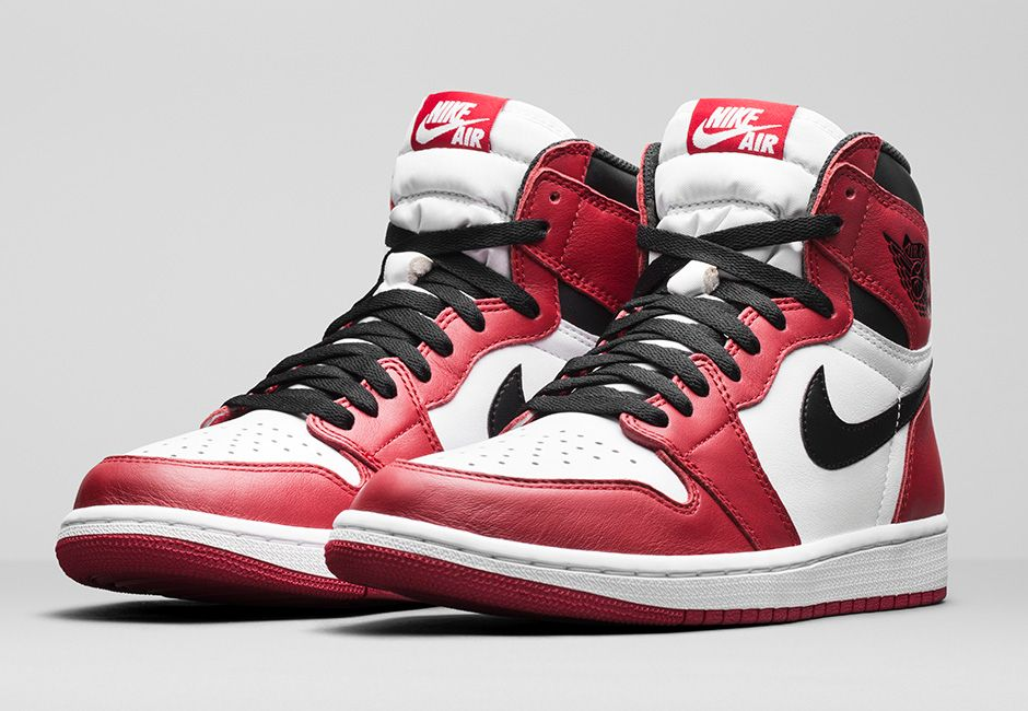 Air Jordan 1 Retro High OG  Chicago  - Official Look + Release Info ... 8cbca6a4b