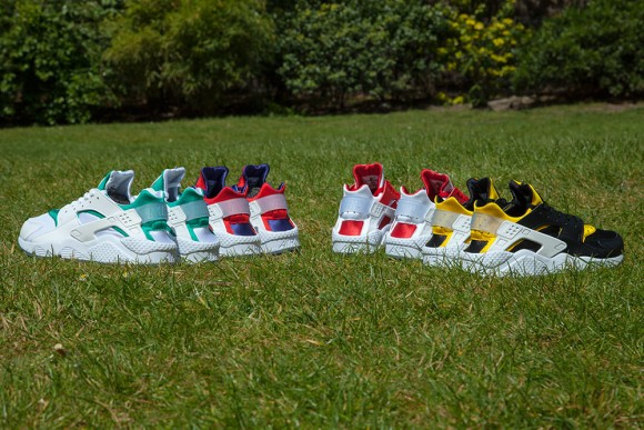 best authentic 1e7d5 294ff Nike Air Huarache City Pack - Available Now - WearTesters