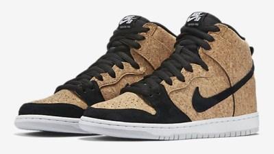 c3eaa73a65e Nike Dunk High SB 'Cork' – Available Now