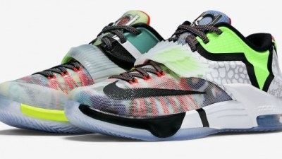 newest bab27 e0741 Nike KD 7  What The  – Official Look + Release Info