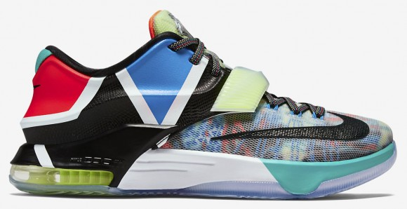 Nike KD 7 'What The' - Official Look + Release Info 2