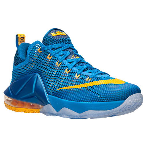 timeless design 34dce 16729 Nike LeBron 12 Low Performance Review 5