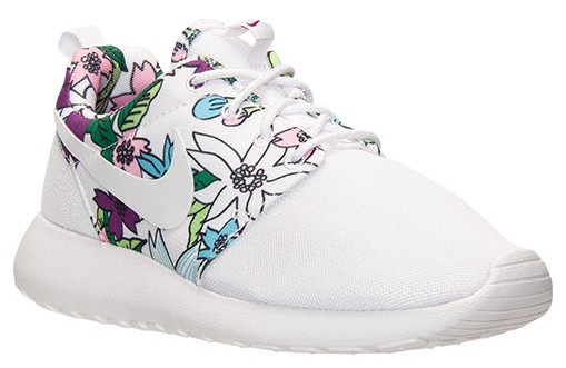 Another Floral Print from the Nike Roshe One  Aloha  Pack is ... e02e193798dc