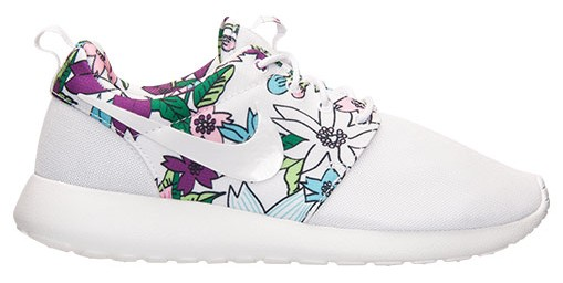 sports shoes 29925 c731e Another Floral Print from the Nike Roshe One  Aloha  Pack is ...