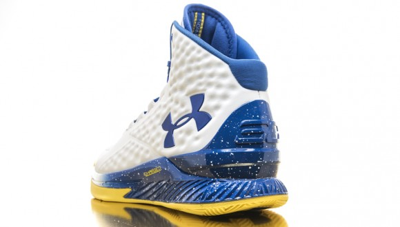0c3cdabe3de0 Under Armour Curry One  Playoff  - Up Close   Personal - WearTesters