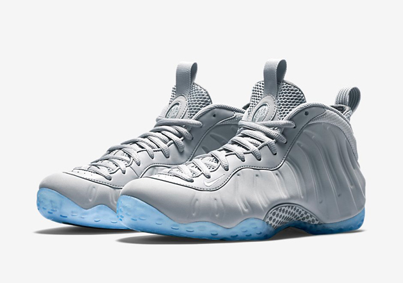 hot sale online 21f7e ee1eb An Official Look At The Grey Suede Nike Air Foamposite One 1 ...