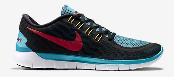 Men's Nike Free 5.0 N7