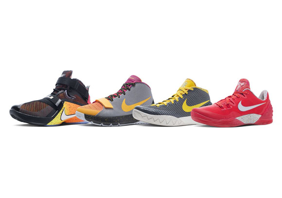 924e4cb6556 Nike Basketball Unveils New Outdoor Models in China  Rise ...
