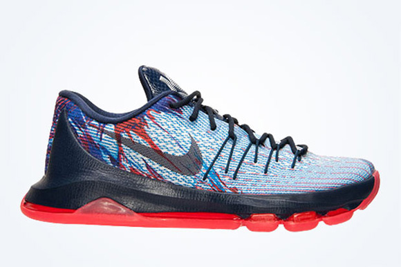 free shipping 97f68 c0d82 Nike KD 8  USA  Gets a Release Date ...