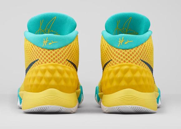 Nike Kyrie 1 'Letterman' - Official Look + Release Info 3