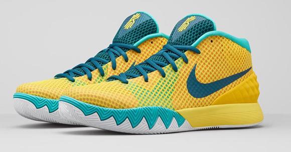 5c22210869fc Nike Kyrie 1  Letterman  - Official Look + Release Info - WearTesters