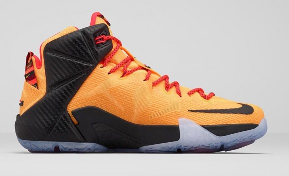 Nike LeBron 12 'Witness' lateral