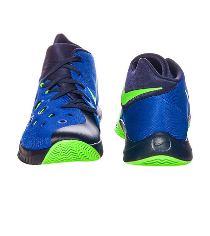 sale retailer 633eb f6b3f ... Nike Zoom Hyperquickness 2015  Sprite  - Available ...