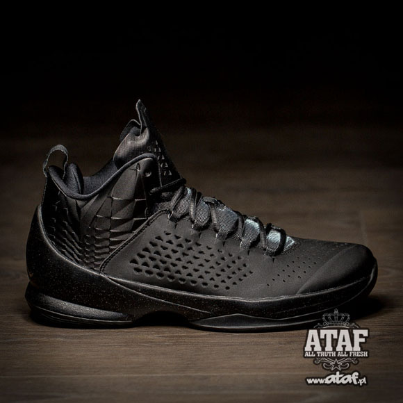 84339a099a32c7 The Jordan Melo M11 Finally Gets Murdered Out - WearTesters