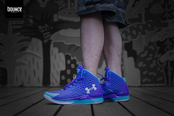 Under Armour Curry One 'Father to Son' - Up Close & Personal 11