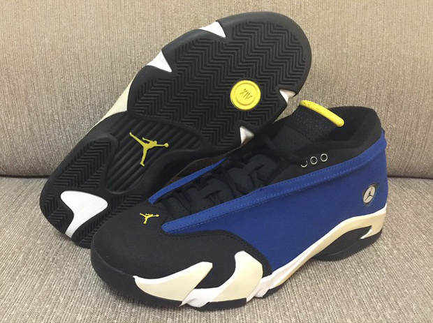 4d59e9b7804843 Air Jordan 14 Low  Laney  - Detailed Look - WearTesters