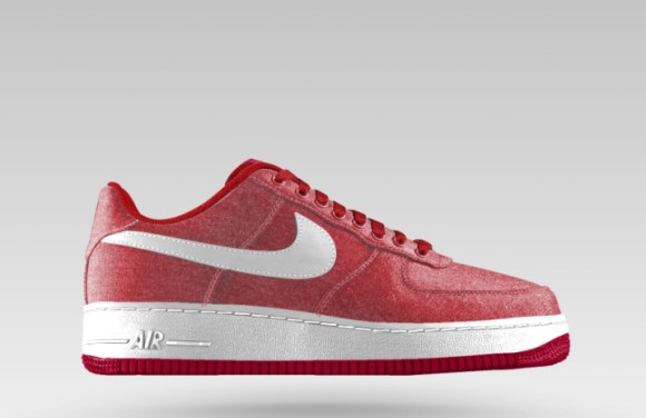 Nike id air force Red October Nikeid Air Force Classic Patterns Ebay Customize The Air Force With Classic Patterns Weartesters