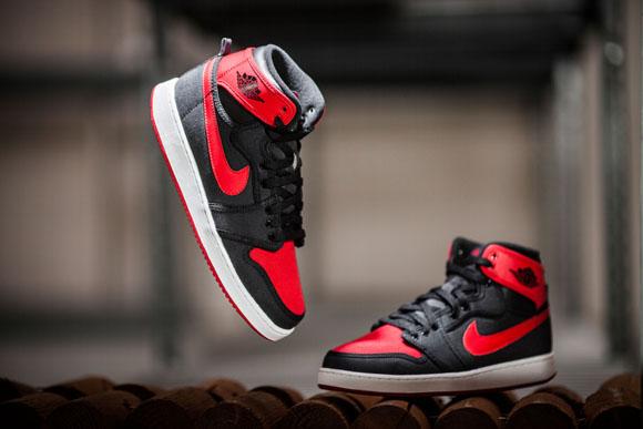 separation shoes b9e27 bbbef 2015 Comparison 1 Air Jordan 1 AJKO  Bred 2012 vs.