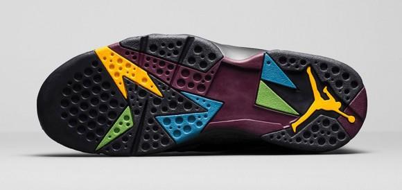 Air Jordan 7 Retro 'Bordeaux' - Official Look + Release Info 6