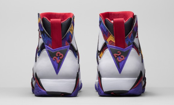 Air Jordan 7 Retro 'Nothing But Net' - Official Look + Release Date 3