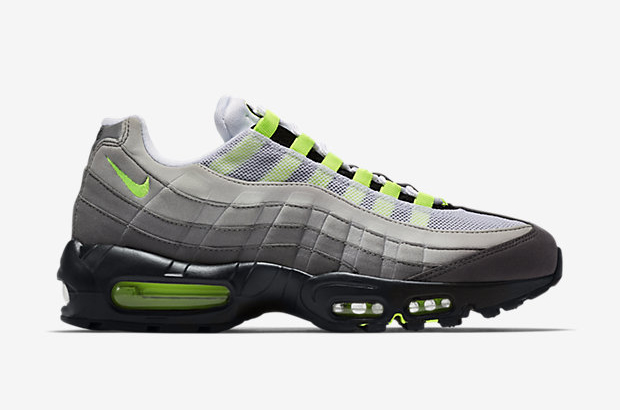 brand new 4c7b4 16863 Nike Air Max 95 OG  Neon  - Available Now - WearTesters