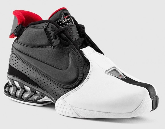 new concept cb7e0 1e13b Nike Air Zoom Vick 2 black red og ...