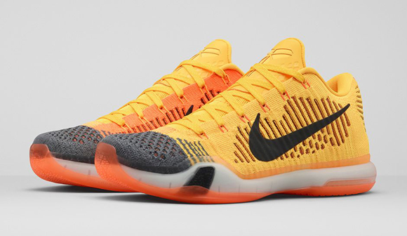 wholesale dealer 1137d 5a6e9 Nike Kobe X Elite Low  Rivalry  - Official Look + Release ...