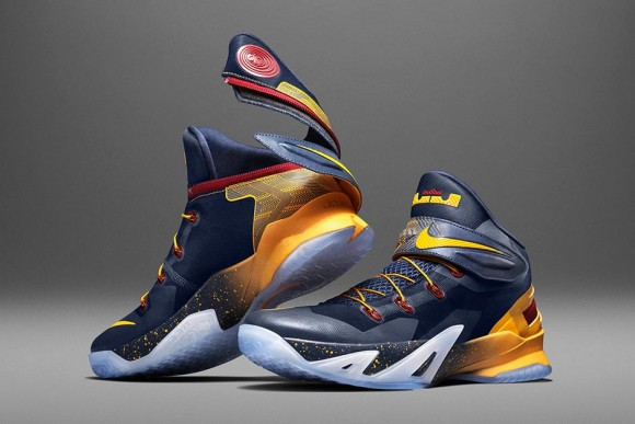 a0550d77d827b Nike LeBron Zoom Soldier 8 FLYEASE - 3 Colorways Available Now ...