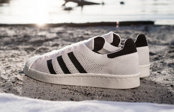 Primeknit Will Now Be on the adidas Superstar 80s - WearTesters c25954028