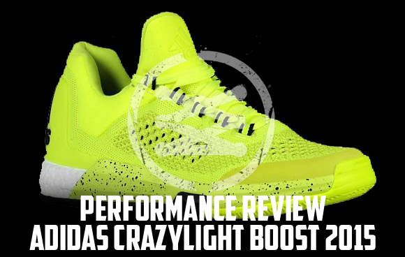 best website 73508 fc6c8 adidas CrazyLight Boost 2015 Performance Review - WearTester