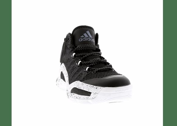 ... adidas CrazyQuick 3 Black White 2 ...