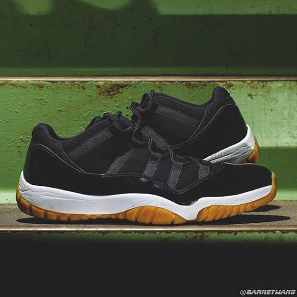 6a59f208d313 Air Jordan 11 Low  Gum  Samples Have Surfaced - WearTesters