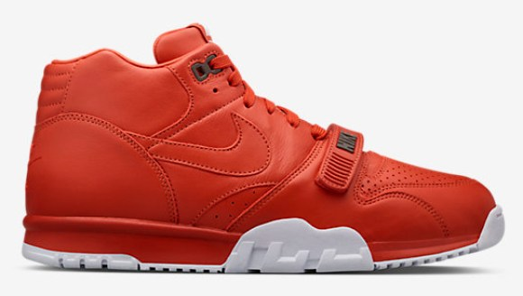 Fragment x Nike Air Trainer 1 Mid 'Rust'