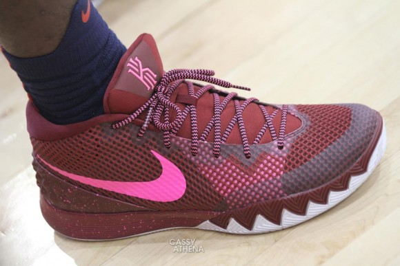 Kyrie Irving Wore This NIKEiD Creation at Team USA Mini Camp 2