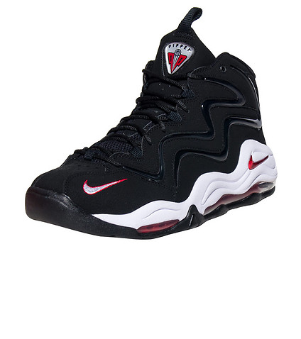purchase cheap 14237 3786b Nike Air Pippen 1 Is Back In Black Red 1
