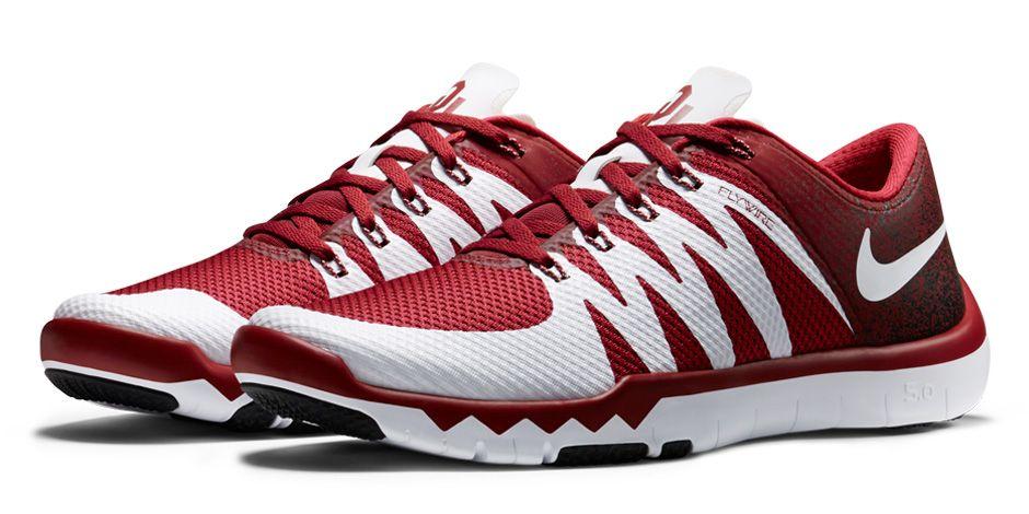 info for 28afa a6de6 Nike Free Trainer 5.0 V6 Week Zero Oklahoma Sooners