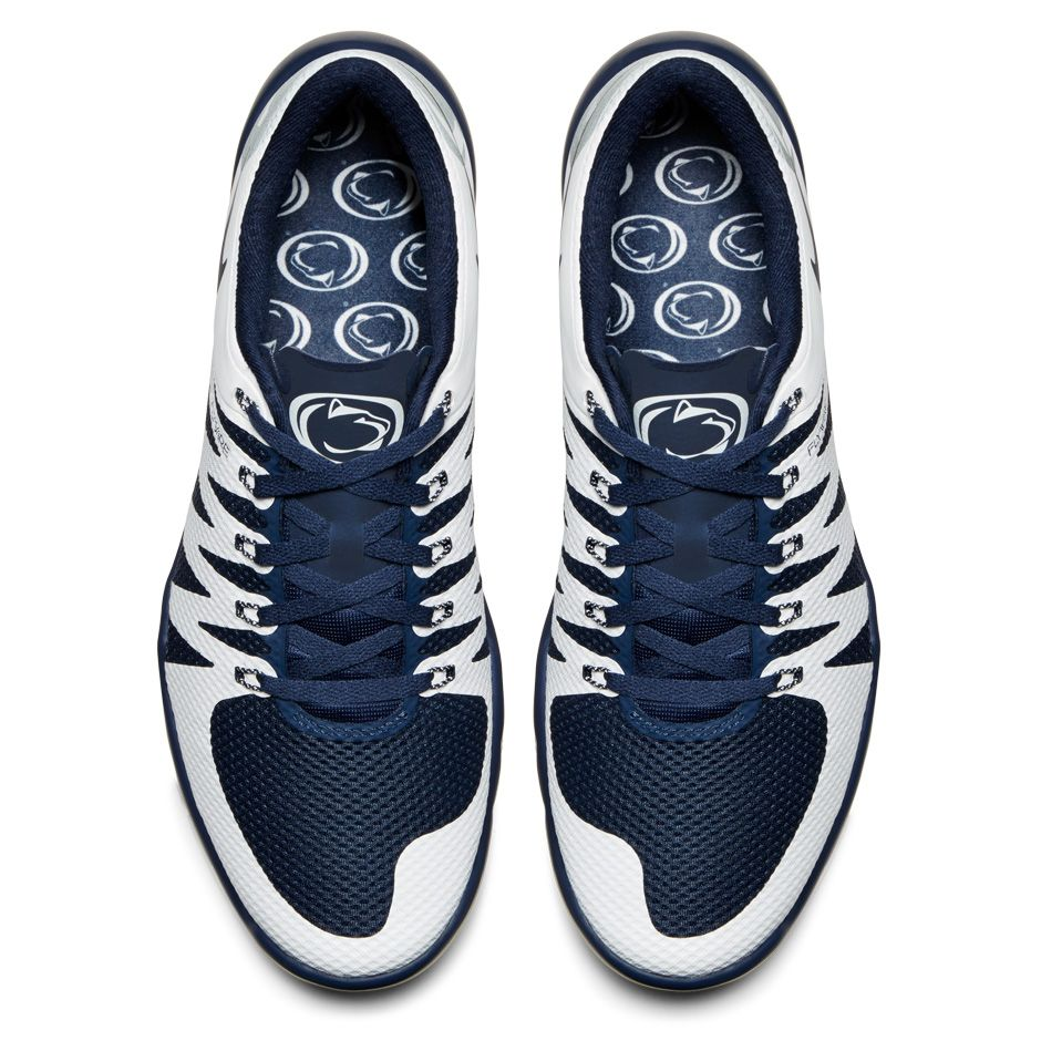 ceb8f504568a Nike Free Trainer 5.0 V6  Week Zero  Penn State Nittany Lions Top View
